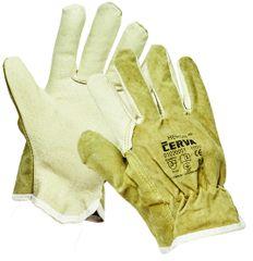 Červa HERON rukavice celokožené