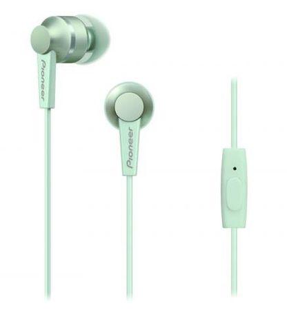 Pioneer slušalke SE-C3T-GR, zelene
