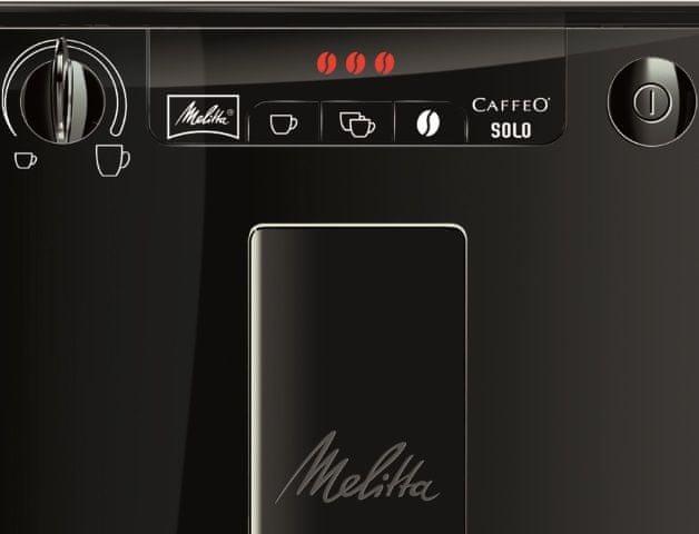 Автоматична кавова машина з системою вилучення аромату приготує 2 чашки кави одночасно