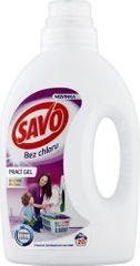 Savo Prací gél na farebnú bielizeň 1 l (20 praní)