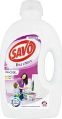 Savo Prací gél na farebnú bielizeň 2,5 l (50 praní)