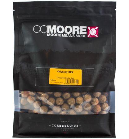 Cc Moore trvanlivé boilie Odyssey XXX 5 kg, 15 mm
