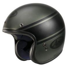 Arai motocyklová přilba  FREEWAY CLASSIC Bandage green