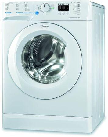 Indesit BWSA 61052 W Elöltöltős mosógép