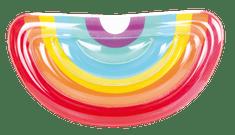 TM Toys Nafukovací matrace duha 172x89x32 cm