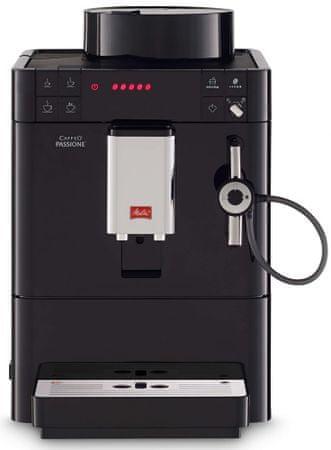 MELITTA Passione kávéfőző, fekete