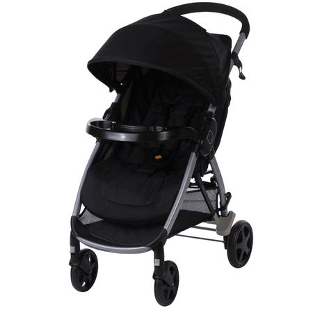 Safety 1st otroški voziček Step&Go, Full Black, črn