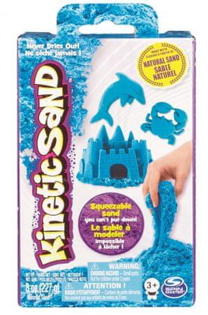 Kinetic Sand Homokkal ellátott alap doboz különböző színekben 227 g