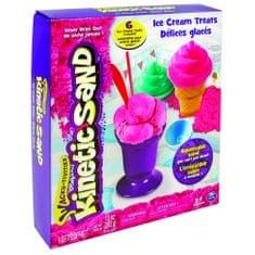 Kinetic Sand Zmrzlinová hracia sada