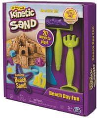 Kinetic Sand Plážová sada s náradím
