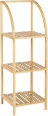 TimeLife regal za kopalnico, bambus