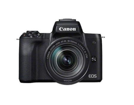 Canon fotoaparat EOS M50 + 18-150IS