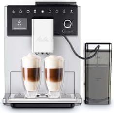 MELITTA automatyczny ekspres do kawy CI Touch srebrny