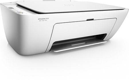 HP večfunkcijska brizgalna naprava DeskJet 2620