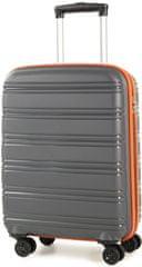 Rock potovalni kovček TR-0164/3-S