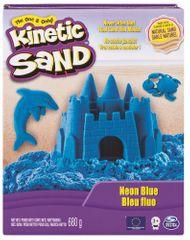 Kinetic Sand Neonové farby modrá 680 g