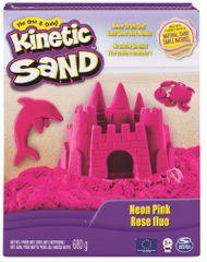 Kinetic Sand Neónové farby ružová 680 g