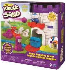 Kinetic Sand Stredoveká veža s doplnkami 340 g