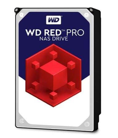 WD trdi disk Red Pro 6TB SATA3, 6Gb/s, 7200, 128MB (WD6003FFBX)