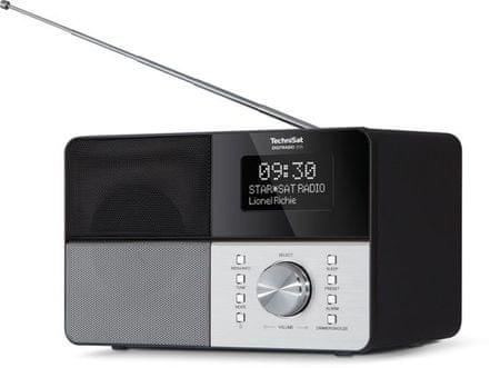 Technisat DIGITRADIO 306, černá