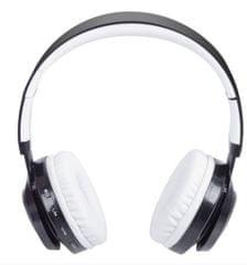 Trevi bežične Bluetooth slušalice s mikrofonom DJ 1300 BTR, bijele