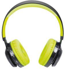 Trevi bežične Bluetooth slušalice s mikrofonom DJ 1300 BTR, zelene
