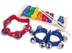 BINO Zestaw instrumentów muzycznych