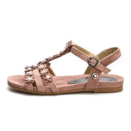 924b8a72ece6 Tom Tailor ženske sandale 37 roza
