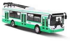 Rappa Kovový trolejbus 16 cm
