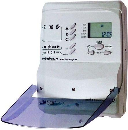 Claber kontrolni sat Claber Meteo METEOPRAGMA (8107), 12 izlaza