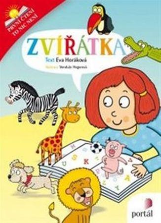 Horáková Eva: Zvířátka - První čtení, to nic není