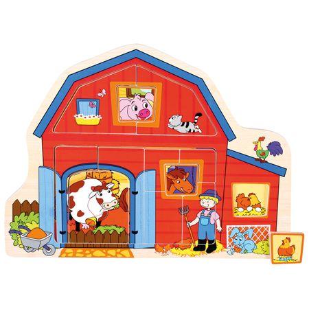 Bino Puzzle farm