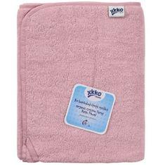 XKKO ręcznik kąpielowy z bawełny frotte BIO Organic 150x75