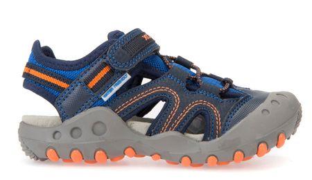 Geox sandały chłopięce Kyle, 33 niebieski