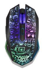 Connect IT DOODLE 2 bezdrátová herní myš (CMO-3510-BK)