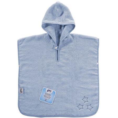 XKKO froponcsó BIO bavlny Organic, Baby Blue
