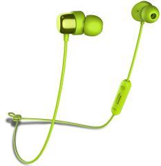 Niceboy Bluetooth slušalke HIVE E2, zelene - Odprta embalaža