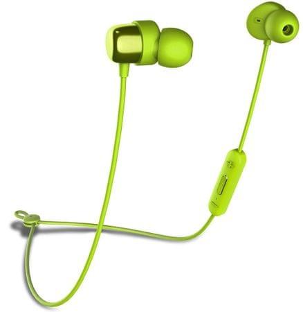Niceboy HIVE E2 fülhallgató, zöld