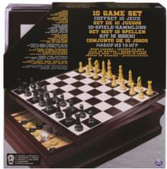 Spin Master set 10 družabnih iger