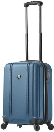 Mia Toro M1210 / 3-S kék bőrönd