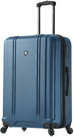 Mia Toro M1210/3-L kék bőrönd