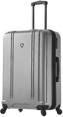 Mia Toro M1210 / 3-l ezüst bőrönd