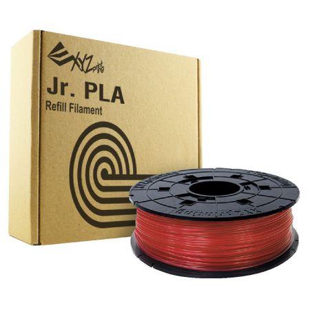 XYZ polnilo PLA, 600 g, rdeča