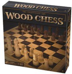 Spin Master Klasszikus fából készült sakk