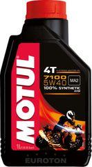 Motul motorno olje 4T 7100 5W-40, 1l