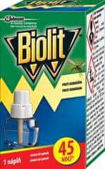 Biolit tekutá náplň do elektrického odparovača 45 nocí