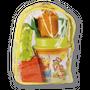 1 - Androni MEDVE ÉS BARÁTAI homokozó készlet BIG hátizsákban
