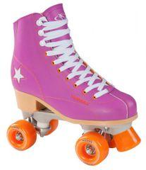 Hudora kotalke Disco Roler, roza-oranžne
