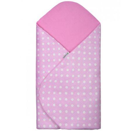 T-tomi otroška vreča, Pink dots, roza s pikami