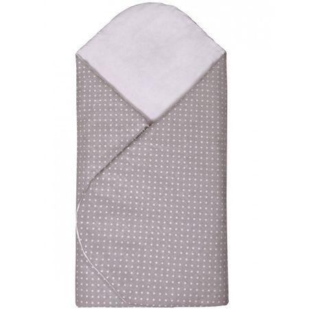 T-tomi otroška vreča, Grey little dots, siva z drobnimi pikami